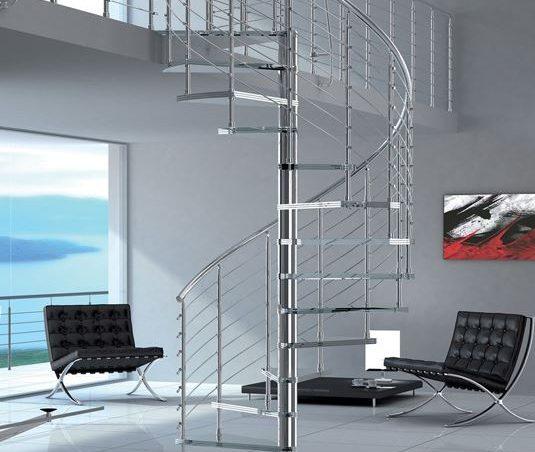 escalier 2 4 tournant