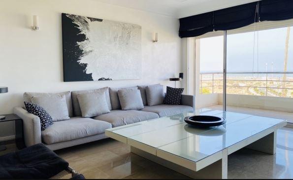 location appartement meublé casablanca